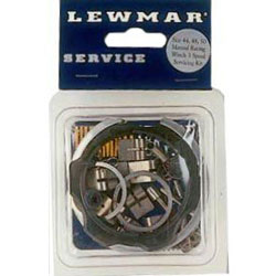 Lewmar 3 Speed Winch Maintenance Kit