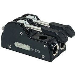 Antal Cam V-Grip Series Rope Clutch  - Double