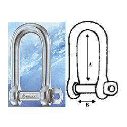 Wichard Long D Shackle