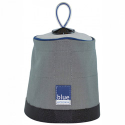 Blue Performance Winch Cover