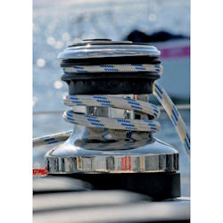Selden R52 Self Tailing Reversible Stainless Steel Winch