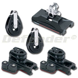 Harken Small Boat 22 mm Replacement Traveler Kit