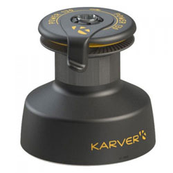 Karver KPW130 Extra Power Winch