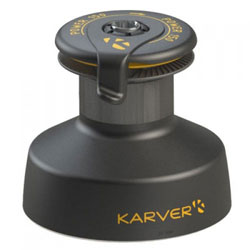 Karver KPW150 Extra Power Winch