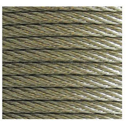 7x7 Stainless Steel Rigging Wire 1/8 Inch