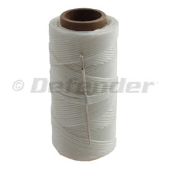 Consolidated Thread Mills Waxed Polyester Sailmakers Twine - 100 Yds