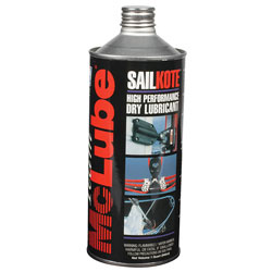 McLube Sailkote High Performance Dry Lubricant - Quart