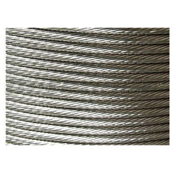 1x19 Stainless Steel Rigging Wire 7/32 Inch