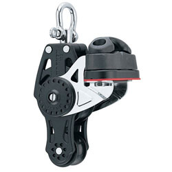 Harken 57 mm Carbo Air Block Fiddle Block