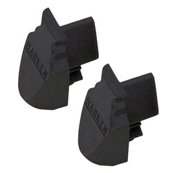 Harken 32 mm Big Boat High-Beam Trim Caps (Sold as a Pair)