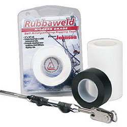 C.S. Johnson Rubbaweld Rigging & Mast Boot Tape