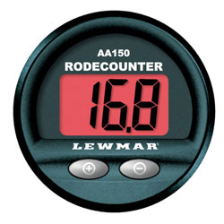 Lewmar AA150 Rode/Chain Counter