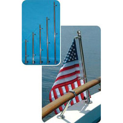 Taylor Made Stainless Steel Flag Pole - 36