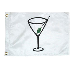 Taylor Made Novelty Cocktail Flag