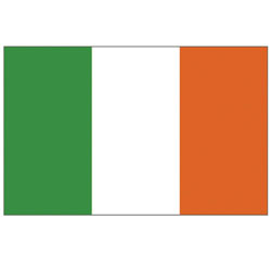 Annin Ireland Courtesy Flag