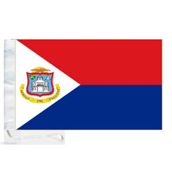 Annin St. Maarten Courtesy Flag
