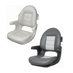 Tempress Elite Series High Back Helm Seat  sc 1 st  Defender Marine : helm chairs for boats - Cheerinfomania.Com
