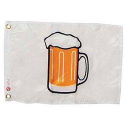 Taylor Made Novelty Beer Flag