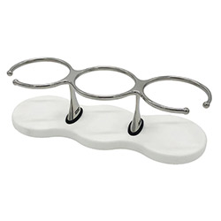 Edson Stainless Three Drink Holder (878WH-3)