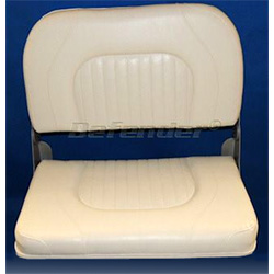 Defender Cushioned Seat with Backrest