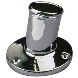 Sea-Dog Flagpole Socket - 1-1/4 Inch