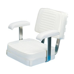 Todd Gloucester Captainu0027s Seat With Cushions Todd Gloucester Captainu0027s Seat  With Cushions