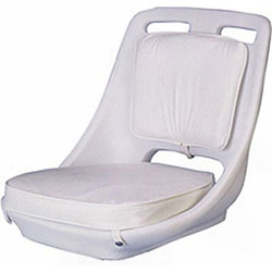 Todd Point Loma Helm Seat with Cushions