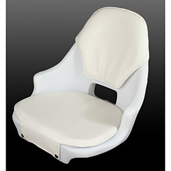 Todd Freeport Helm Seat with Cushions