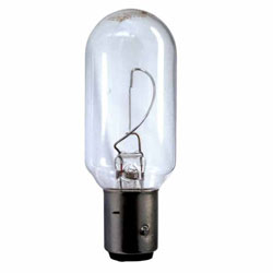 Hella marine BAY15D Bayonet Base Replacement Navigation Bulb