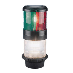 Aqua Signal Series 40 Tri-Color / Anchor Navigation Light
