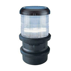 Aqua Signal Series 40 All-Round / Anchor Navigation Light With Strobe