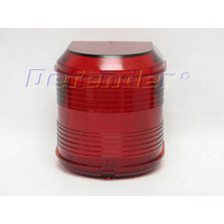 Aqua Signal Series 41 Replacement Red Lens