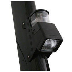 Hella marine 8504 Masthead / Floodlight - Black Housing