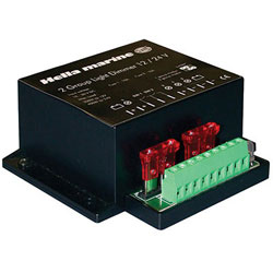 Hella marine 2 Group Light Dimmer