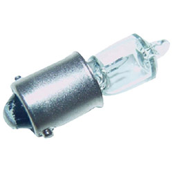 Aqua Signal BA9S Base Halogen Replacement Bulb