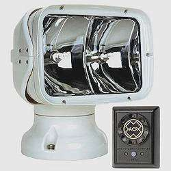 ACR RCL-75 Remote Controlled Halogen Searchlight