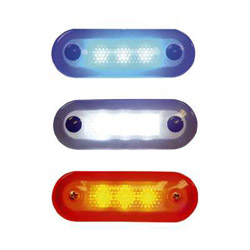 Aqua Signal Santiago Accent / Courtesy Light - Exterior