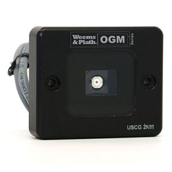 OGM LED Starboard Navigation Light with Mounting Bracket
