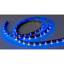 Imtra Flexible LED Strip Tape - 8 ft. w/ Leads - Exterior - Blue - 24V