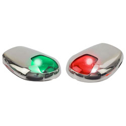 Sea-Dog LED Port & Starboard Navigation Light Pair (400079-1)