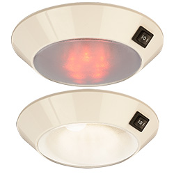 Sea-Dog LED Day / Night Dome Light with Switch - Interior