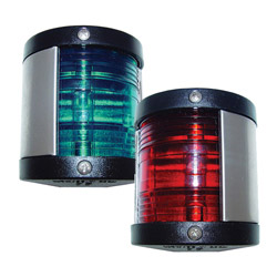 Aqua Signal Series 25 Navigation Lights - Halogen
