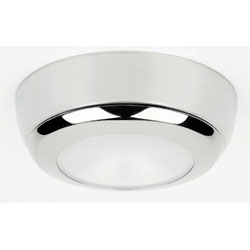 Imtra Sigma Surface-Mount PowerLED Downlight - Exterior - Warm White