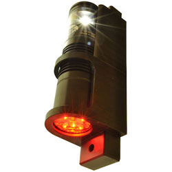 Signal Mate LED Combination Masthead (Steaming) with Red Deck Light