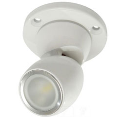 Lumitec GAI2 Adjustable LED Light with Heavy Duty Base