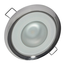 Lumitec Mirage Flush-Mount LED Downlight - Exterior