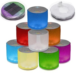 MPOWERED Luci Multi-Color Inflatable Solar Light