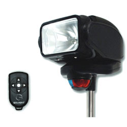 Golight Gobee Halogen Searchlight with 12