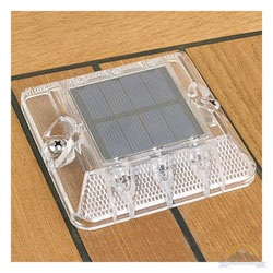 Scandvik LED Solar Powered Dock Lights