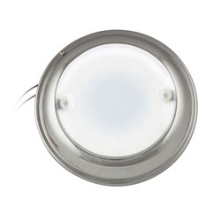 Advanced LED Low Profile Touch Sensor Dome Light - Warm White